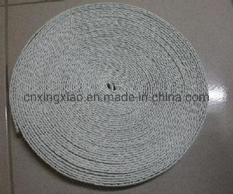 700 Centigrade Steel Wire Reinforced Ceramic Fiber Tape 1.5-5mm Heat Insulation