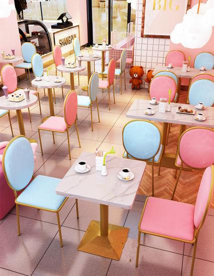 Wholesale Custom Made Hotel Restaurant Furniture Square Rectangular Dining Table