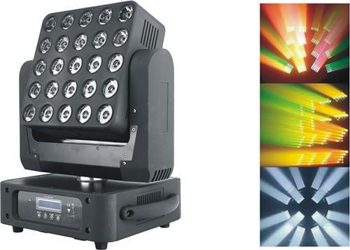 Sharpy Moving Head LED Wash 25PCS Matrix Disco DJ Light