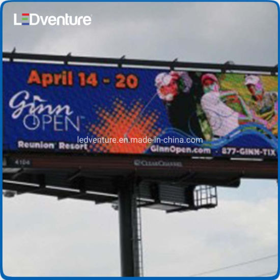 P16 DIP Extra Bright Outdoor Advertising LED Display Screen Prices