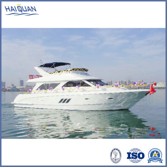 63FT FRP Leisure Recreation High Speed Sport Boat for Sale
