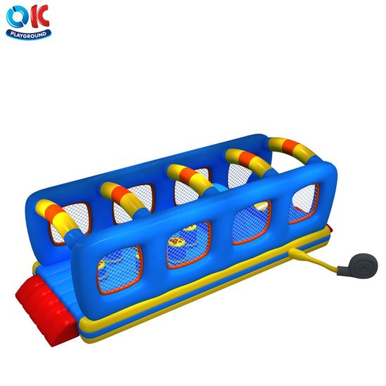 Ok Playground New Indoor Playground Equipments Kids Soft Inflatable Bouncy pictures & photos