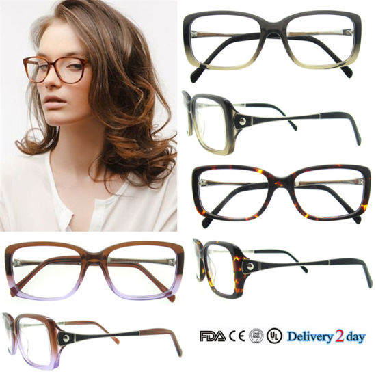 941fd531d7a Fashion Eyewear Optics Frame Eyewear Glasses Eyeglass Frame with Ce and FDA  pictures   photos