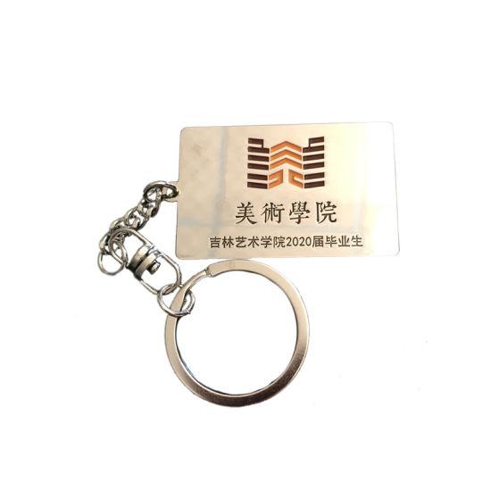 High Quality Custom Promotional Keychain