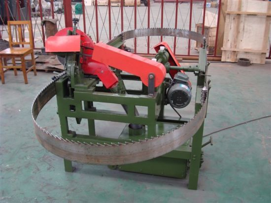 Bandsaw Sharpener Sawmill Blade Sharpener pictures & photos