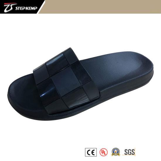 2019 New Arrival Unisex Flat Slippers Summer Sandals Lightweight Beach Slide Exs-5333