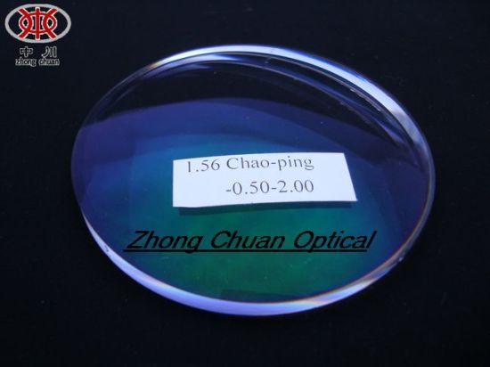 Optical Lens 1.56 Turpin Glasses/ Eyewear Lens