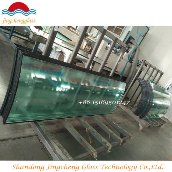 Clear Tempered Low E Insulated Glass/Curtain Wall Glass/Window Glass pictures & photos
