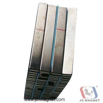 Strong Permanent Block Rectangle Square Speaker Motor Neodymium NdFeB Rare Earth Magnet