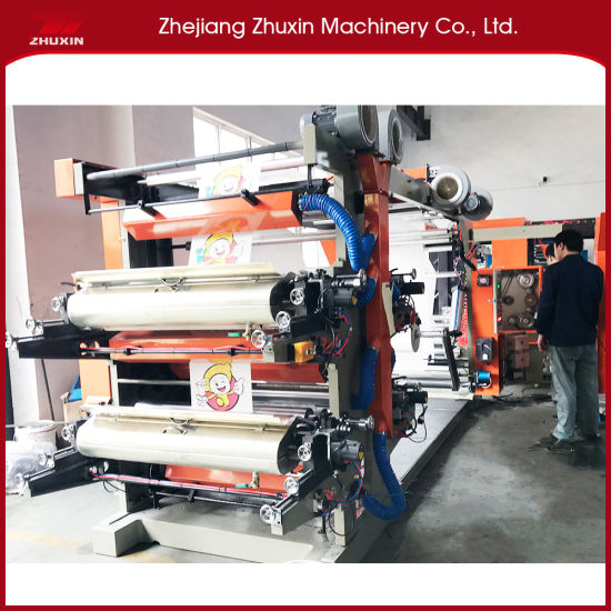 Yt-4800 Printing Machine Printer for Producing Paper Packing Bag for Food and Vest Bag