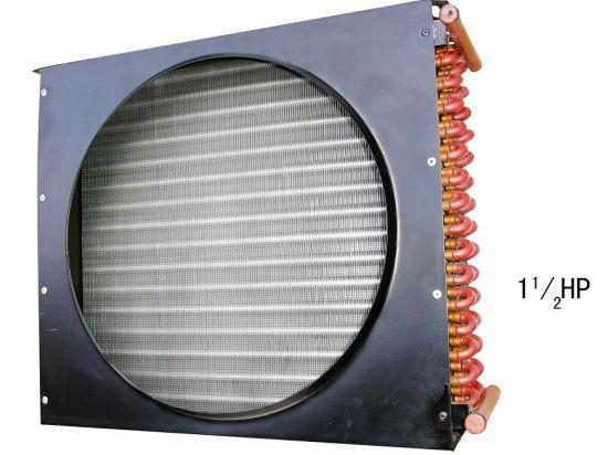 Copper Condenser Refrigeration Parts for Freezer, Refrigerator, Ice Machine