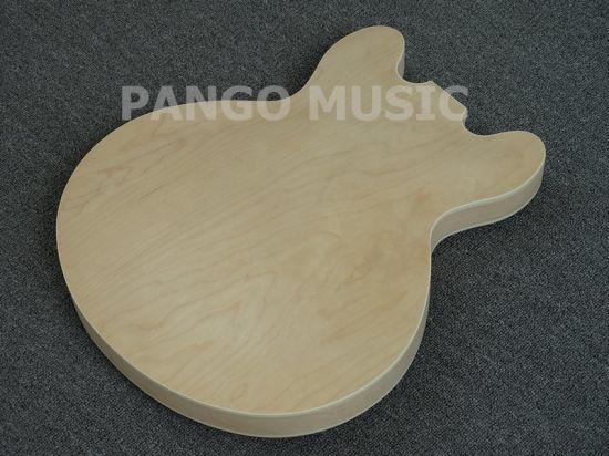 China Pango Es335 Hollow-Body DIY Electric Guitar Kit / DIY
