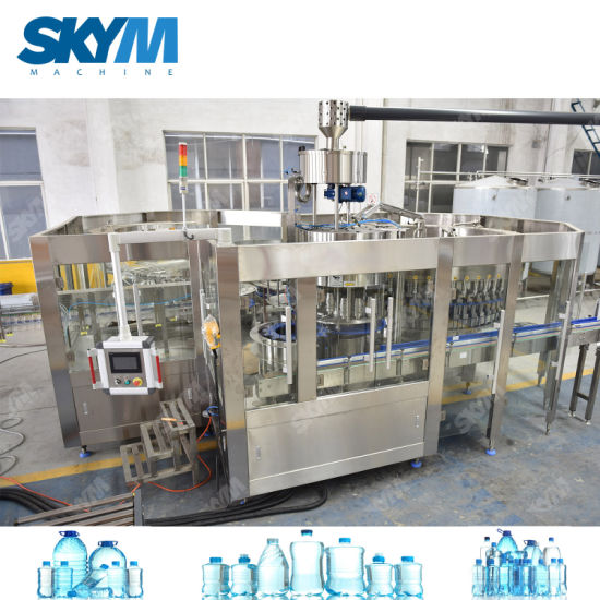8000bph Water Filling Bottling Machine Manufacturer Prices pictures & photos