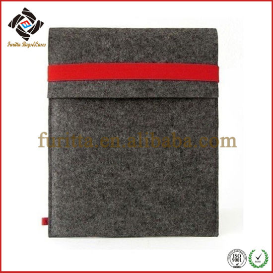 Protective Classic Design Felt Laptop Bag Sleeve Case (FRT3-08)