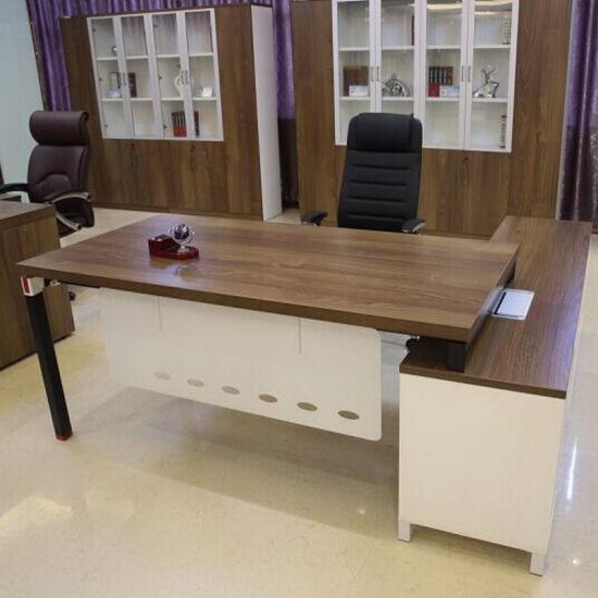 Hot Sale Modern Laminate Executive Office Desk For Office Furniture