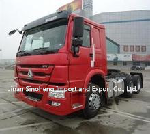 Sinotruk HOWO A7 Tractor Truck with 420HP Engine Power pictures & photos