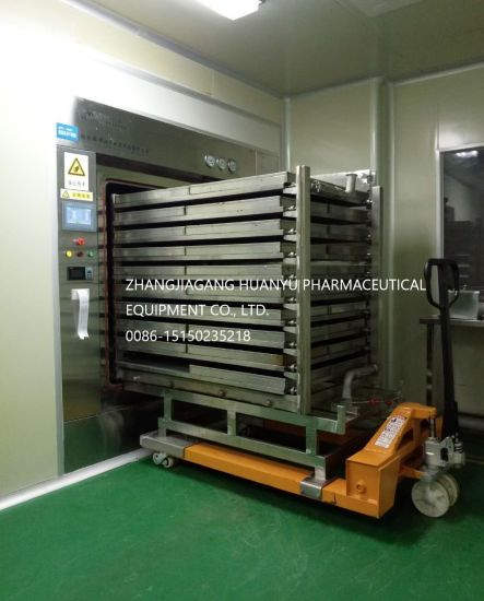 Industrial Vacuum Oven for Medicine Extract with Good Temperature Evenness pictures & photos