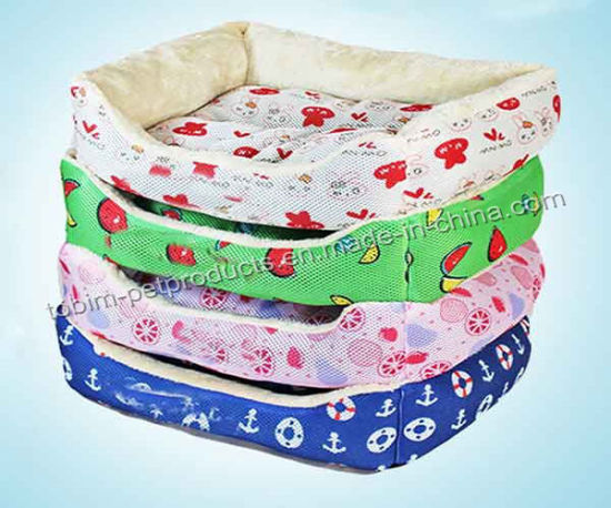 Pet Product Summer Mesh Cloth Breathable Pet Bed Dog Nest