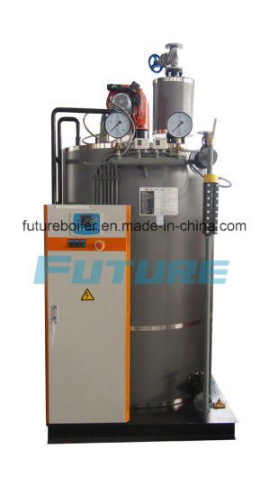 Chinese Quick Start Steam Boiler (Oil and Gas Series) - China Steam ...