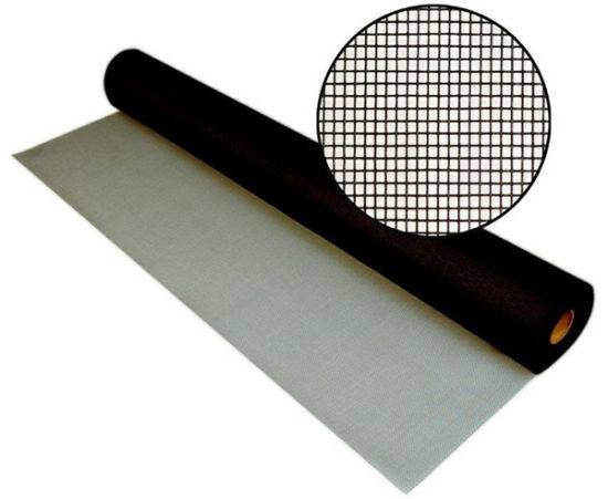 Fiber Glass and PVC Coated Polyester Pet Mesh pictures & photos