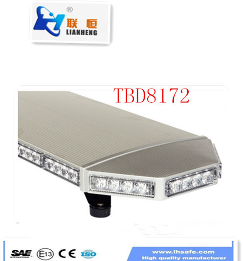 New Design Ce ISO China Supplier Waterproof IP 68 LED Emergency Warning Light Bar Police Light Bartbd8172-1 pictures & photos