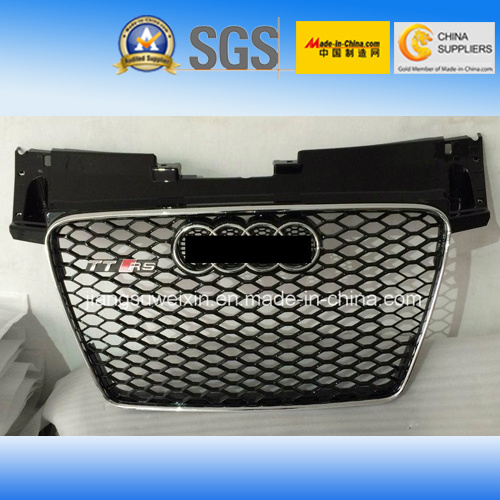 "Black Front Bumper Grille Guard for Audi Ttrs 2006-2013"" pictures & photos"