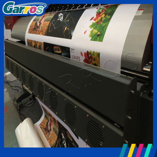 Garros Rt Model Most Competitive 1440dpi Large Format Dx7 Eco Solvent Printer pictures & photos