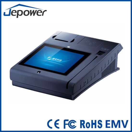 Jepower EMV Approved POS System Card Payment Terminal pictures & photos
