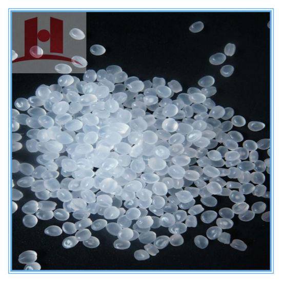 Transparent Virgin Granules of Random Copolymer Polypropylene