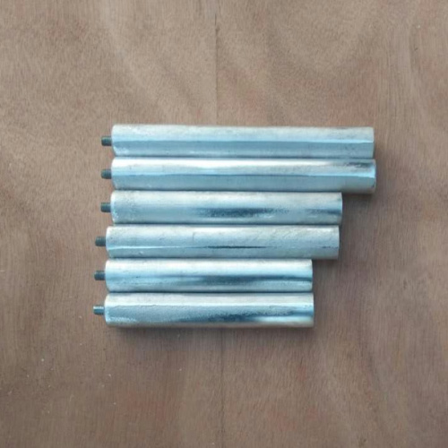 Extruded Magnesium Rod Anodes