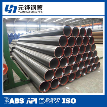 168*13 Hot Rolled Seamless Steel Pipe for Liquid Service