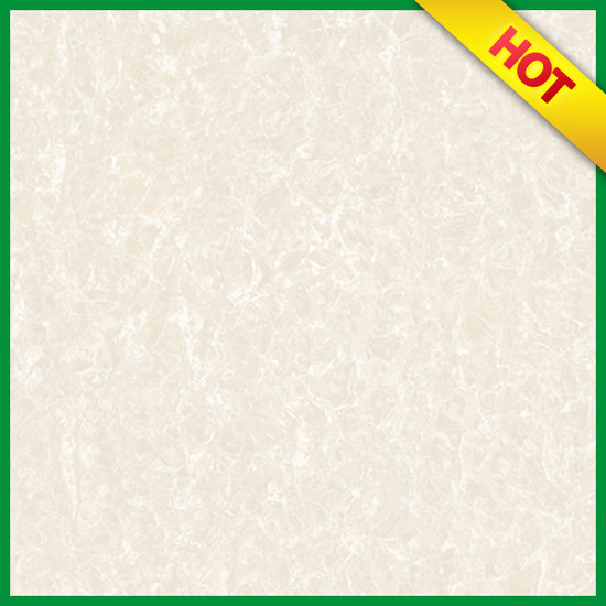 White Colour Nano Polished Porcelain Floor Tile From Foshan Manufacture pictures & photos