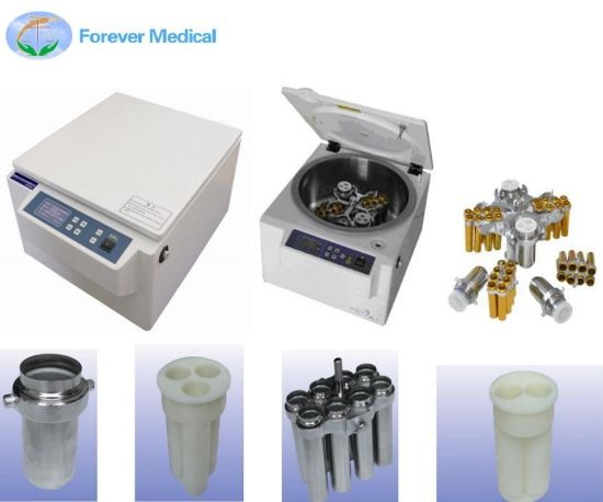 High Quality Lab Blood Type Card Rotor Cell Centrifuge pictures & photos