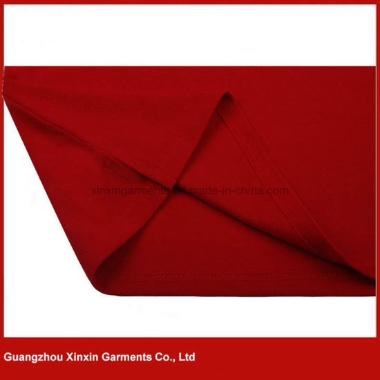 1de3e4073 China Custom Made Men′s High Quality Cotton Red Polo T Shirts (P171 ...