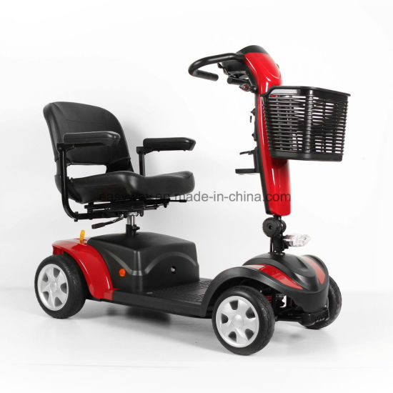 4-Wheel Middle Size Mobility Scooter with Nice Appearance