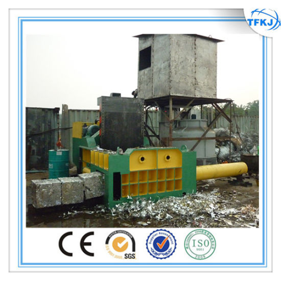 Y81t/3150 Cost Saving Metal Scrap Hydraulic Balers