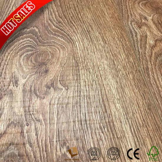 China Cheap Price Sale Epi Laminate Flooring With U Pressed U Groove