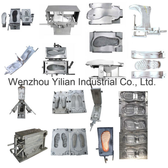 Aluminium PU Shoe Mould with Low Price