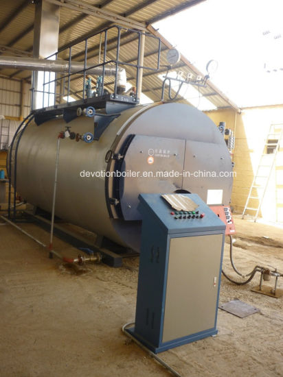 Horizontal, Fire Tube Steam Boiler for Detergent Industry pictures & photos