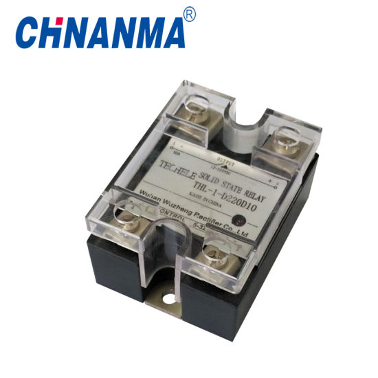 SSR-D Series Solid State Relay (DC-DC) SSR-D 40A 40A Solid State Relay