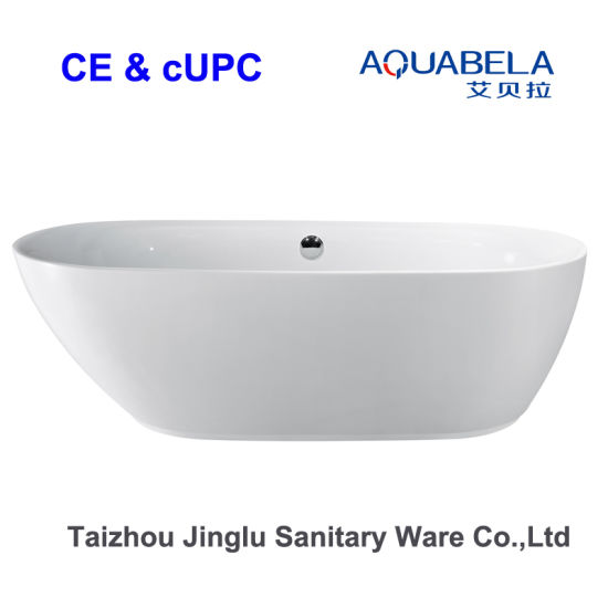 2019 New Item Acrylic Comfortable Bubble Tub Bathtubs (JL646) pictures & photos