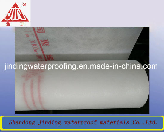 China Factory Polyethylene Polypropylene Waterproof Membrane for ...