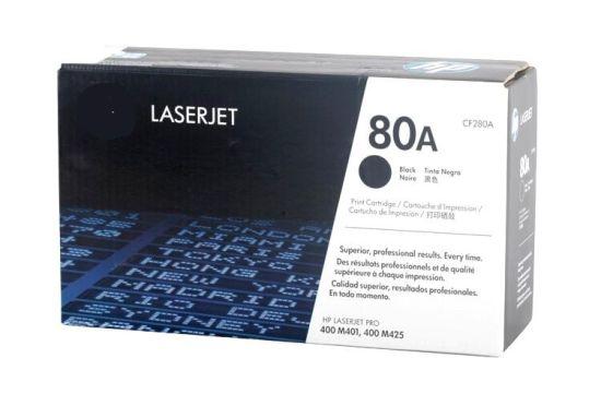 Genuine Color Toner Cartridge 80A/CF280A for HP Laserjet Printer 400