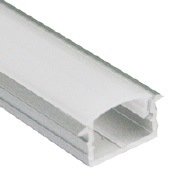 European Style Aluminium Extrusions Profile Housing for LED Strip Light pictures & photos