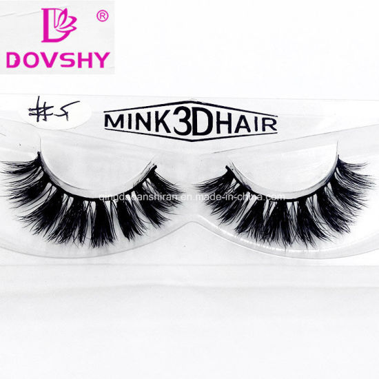 994e4be1acc China OEM Manufacturer Soft Handmake Strip 3D Mink Fake Eyelashes ...