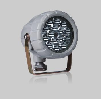 Zone1 Zone2 Mining Explosion Proof Apperture Light