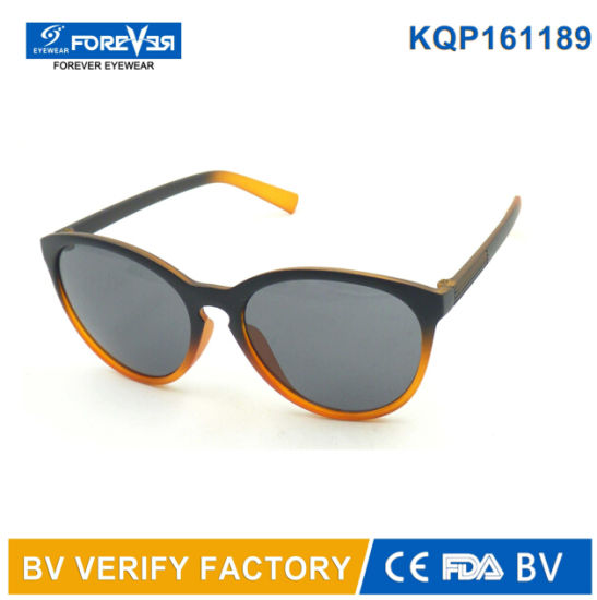 21d7d2d5eb China Kqp161189 Round Frame Children Sunglasses Cool Style - China ...