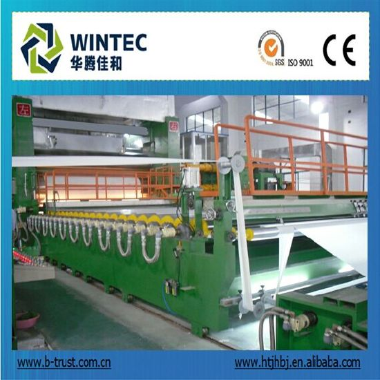 Five Roller Calendering Machine
