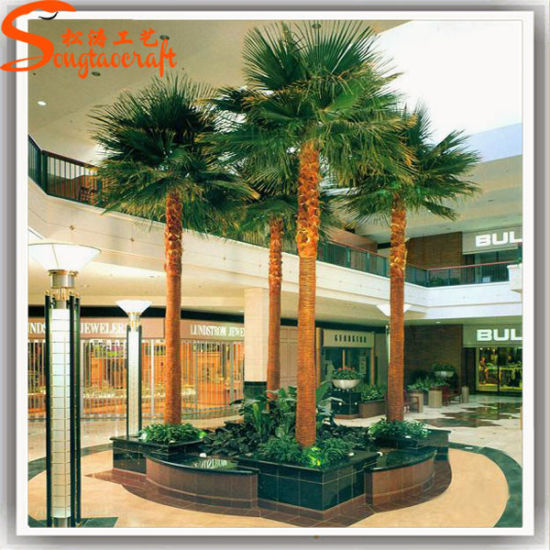 china guangzhou outdoor artificial plants and trees landscape