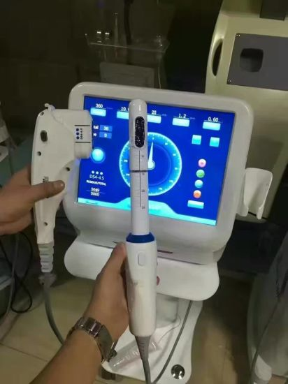 China 3D Hifu Facial Lifting Beauty Medical Appliance Salon